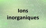 Ions inorganiques