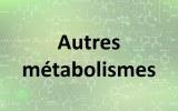 Kits de dosage - Autres métabolismes